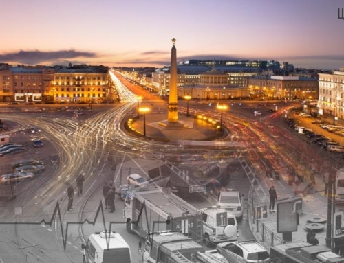 Памяти жертв теракта 3 апреля 2017 года в Петербургском метрополитене