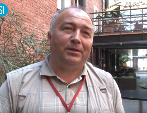 Интервью с Членом Общественного совета Центра СИ Стрекопытовым С.А.