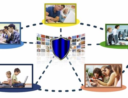 Как защитить себя и наших детей в киберсреде