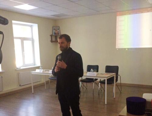 Участие в I Православном молодёжном форуме Ленинградской области